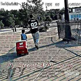 My Strength & My Sanity (By Jpl DaPoet) DJ Stop N Go front cover