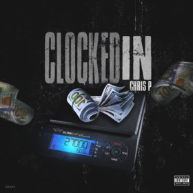 Clocked In Chris P. front cover