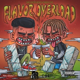 Flavor Overload DoubleR front cover