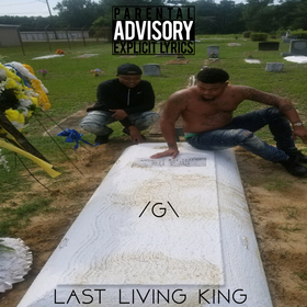 Last Living King G front cover