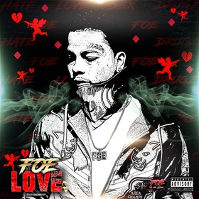 Foe LOVE The EP Foe front cover