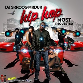 Hip Hop Most Requested 4 Skroog Mkduk front cover