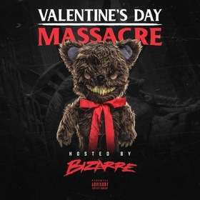 Valentine's Day Massacre Bizarre front cover