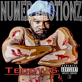 Numed Emotionz Teddy G front cover