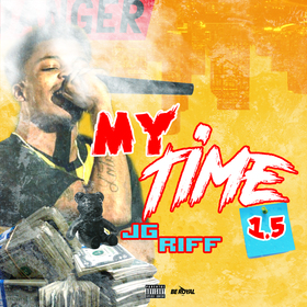MY TIME 1.5 JG Riff front cover