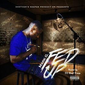 Fed Up Mark G front cover