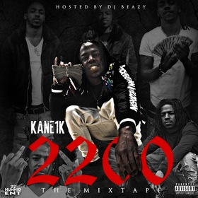 2200 The Mixtape Kane1k front cover