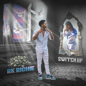 Switch Up RK Richie front cover