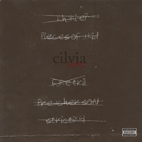 Cilvia Demo Isaiah Rashad front cover