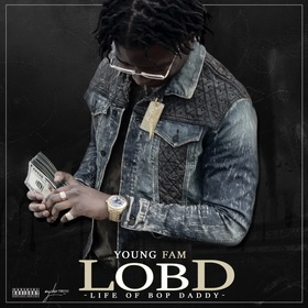 Life Of Bop Daddy Young Fam front cover
