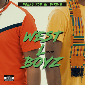 West L Boyz West London Boyz front cover