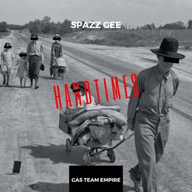 HardTimes Spazz Gee front cover