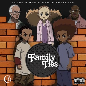 Family Ties C9 Yae front cover