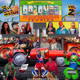 The OMG Mixape Vol.2 Hosted By Big Disco DJ Rell front cover