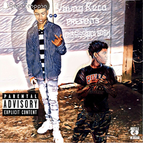 Mississippi Baby Young Reco front cover
