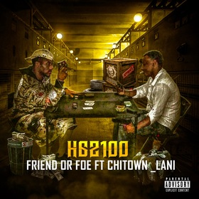 Friend or Foes the Ep H6Z100 x Chi Town Lani front cover