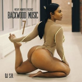 Backwood Music 7 DJ S.R. front cover