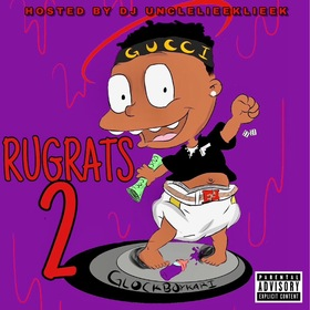 RUGRATS 2 GlockBoyKari front cover