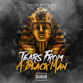 Tears From A Black Man Young Rip Starr front cover