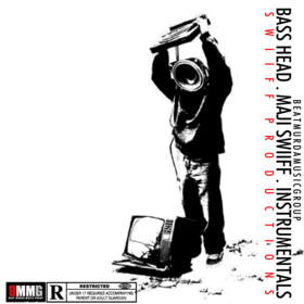 Swiiff Productions presents: Bass Head (Instrumentals) Beat Murda Music Group front cover