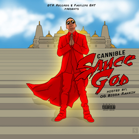 Sauce God Cannible front cover