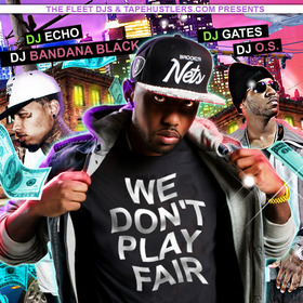 We Don't Play Fair Various Artists front cover