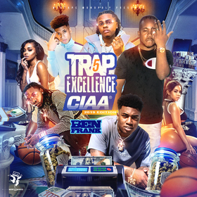 Trap Excellence 5 DJ Ben Frank front cover