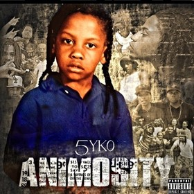 Animosity 5yko front cover