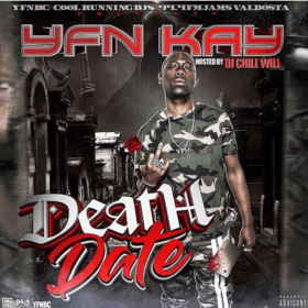 Death Date YFN Kay front cover
