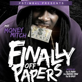 Finally Of Paperz Money Mitch front cover