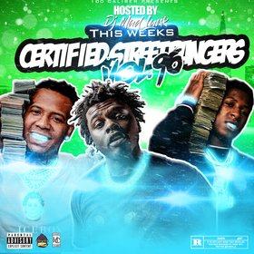 This Weeks Certified Street Bangers Vol.96 DJ Mad Lurk front cover