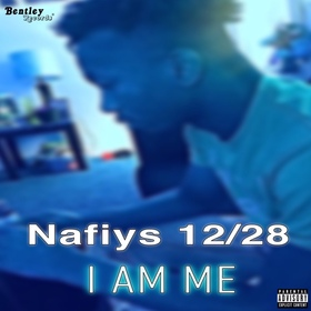 I Am Me Nafiys front cover