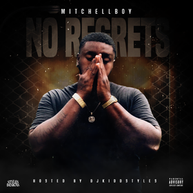 No Regrets Mitchell Boy front cover