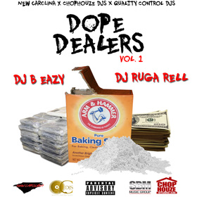 Dope Dealers DJ B Eazy front cover