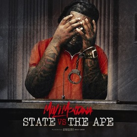 State Vs. The Ape Milli Montana front cover