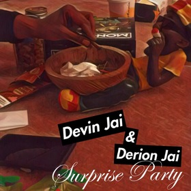 Surprise Party Derion Jai front cover