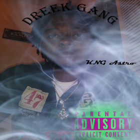DreekGang KNG Astro front cover