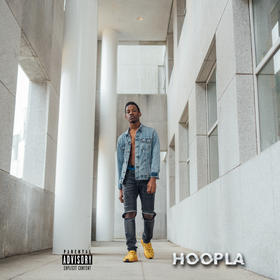 Hoopla Brandon Woods front cover