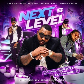 Next Level 5 DJ Phase 3 front cover