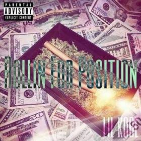 ROLLIN FOR POSITION DJ MF Cash front cover
