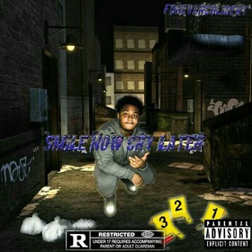 Smile Now Cry Later BigBenji front cover