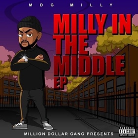 Milly In The Middle Milly Mill front cover