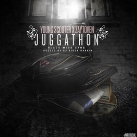 Juggathon Young Scooter front cover