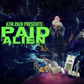 PAID.ALIEN Atm.Paid front cover