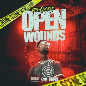 Open Wounds RTS-Quakem front cover