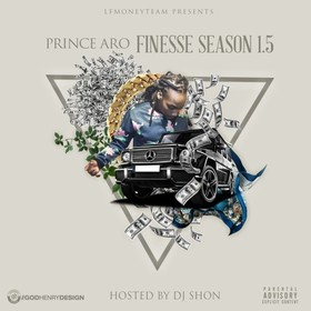 Finesse Season 1.5 Prince Aro front cover