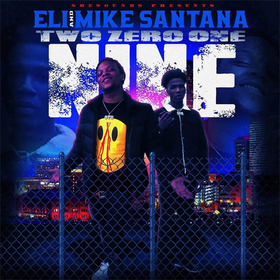 Two Zero One Nine Eli & Mike Santana front cover