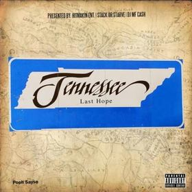 Tennessee Last Hope PoohSayso front cover