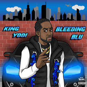 Bleeding Blu King Yodi front cover
