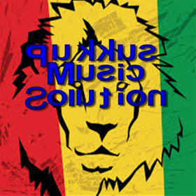 reggae party time Pukkus Music Solution front cover